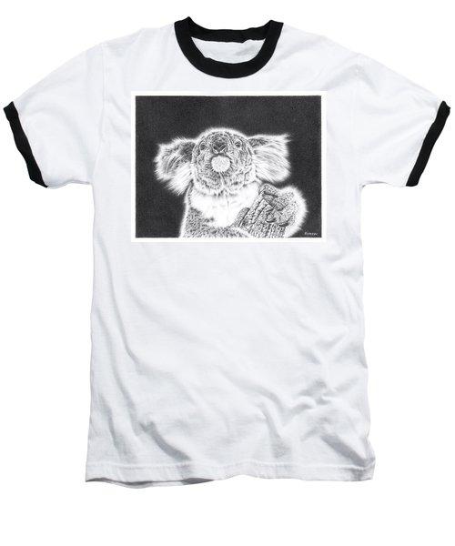 King Koala Baseball T-Shirt