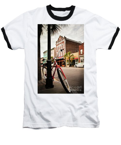 King Street Charleston Sc  -7436 Baseball T-Shirt