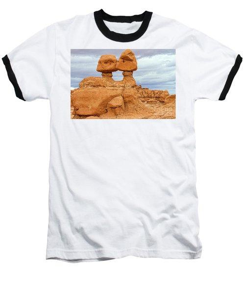 Kissing Rock Baseball T-Shirt