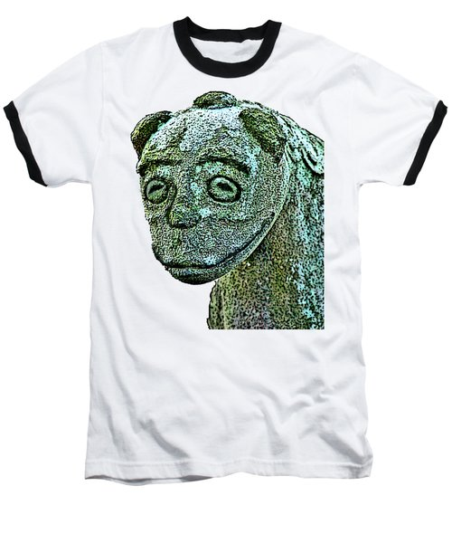 Komainu03 Baseball T-Shirt
