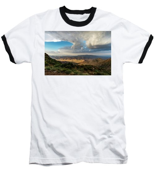 Kwaaymii Point Monsoon Baseball T-Shirt
