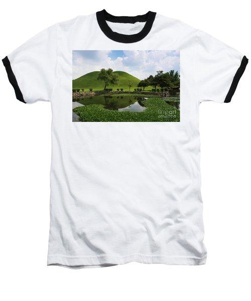 Kyongju, Tumuli Park Baseball T-Shirt