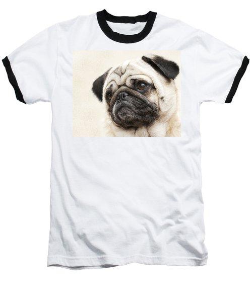 L-o-l-a Lola The Pug Baseball T-Shirt