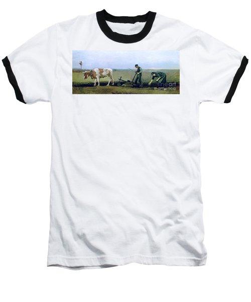 Labourer And Peasant  Baseball T-Shirt