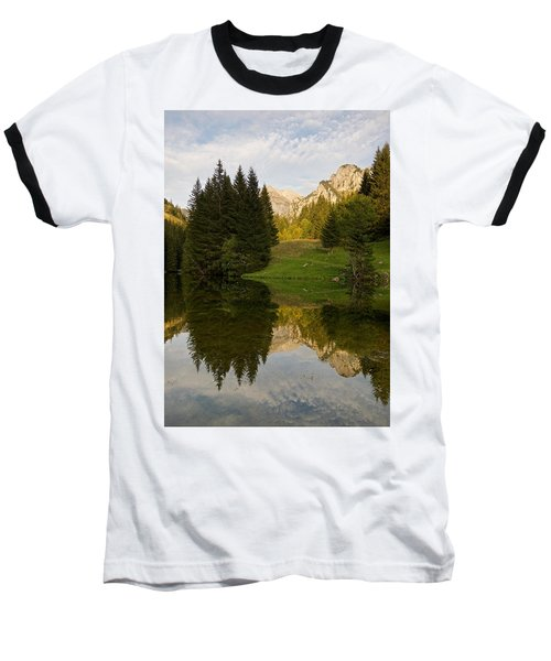 Lac De Fontaine Baseball T-Shirt