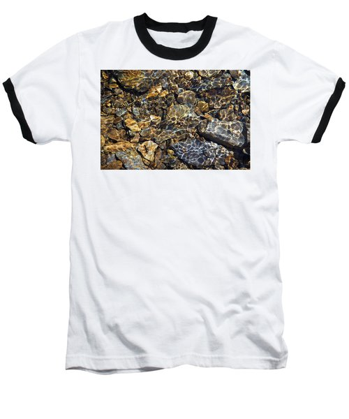 Lacing Of Light Baseball T-Shirt