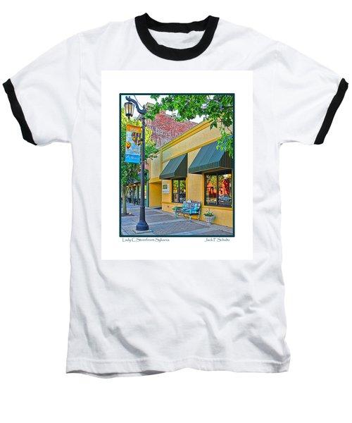 Lady C Storefront-sylvania Baseball T-Shirt