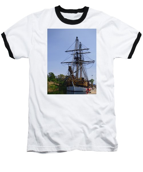 Lady Washington Baseball T-Shirt