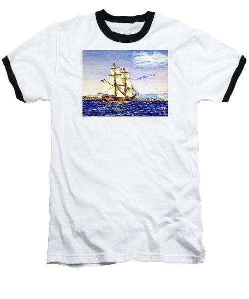 Lady Washington Baseball T-Shirt