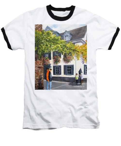 Lady's Man Baseball T-Shirt