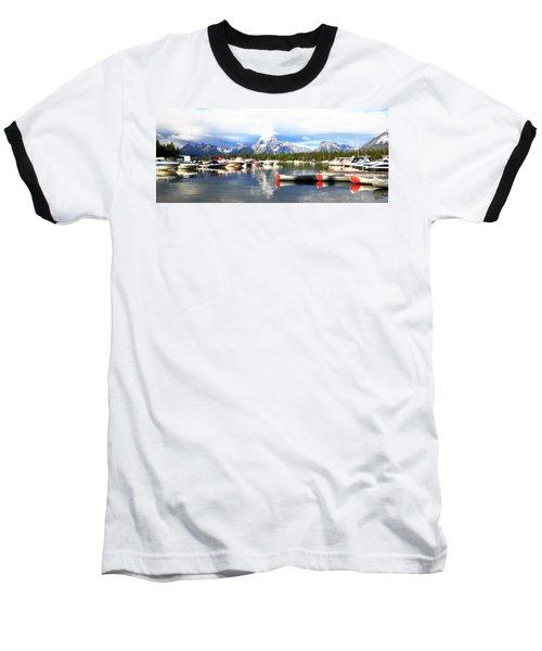 Lake Jackson Baseball T-Shirt by Lam Tran