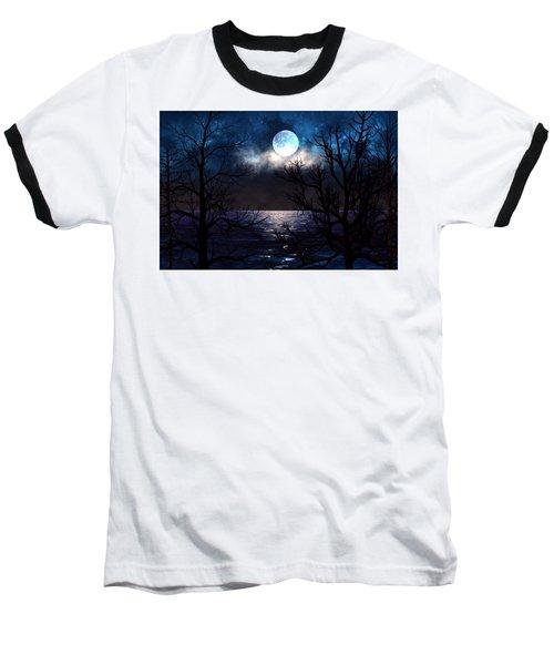 Lake Midnight Baseball T-Shirt