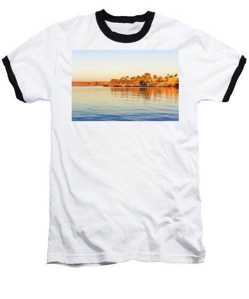 Lake Nasser In Abu Simbel Baseball T-Shirt