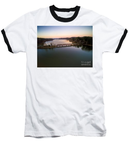 Lake Purdy At Grants Mill Baseball T-Shirt