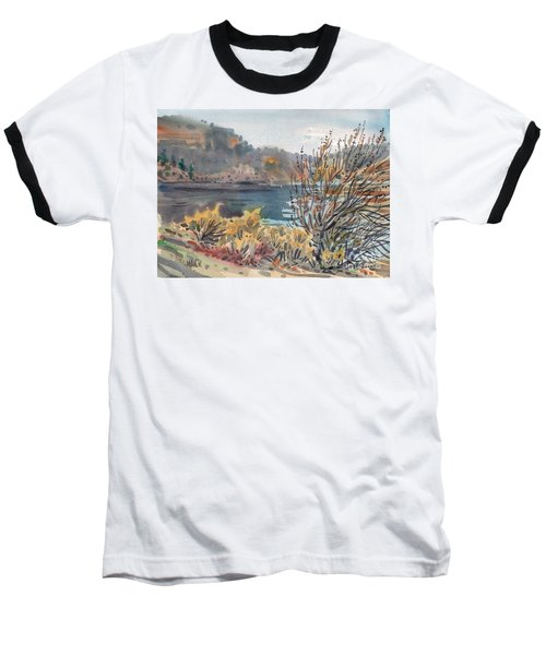Lake Roosevelt Baseball T-Shirt by Donald Maier
