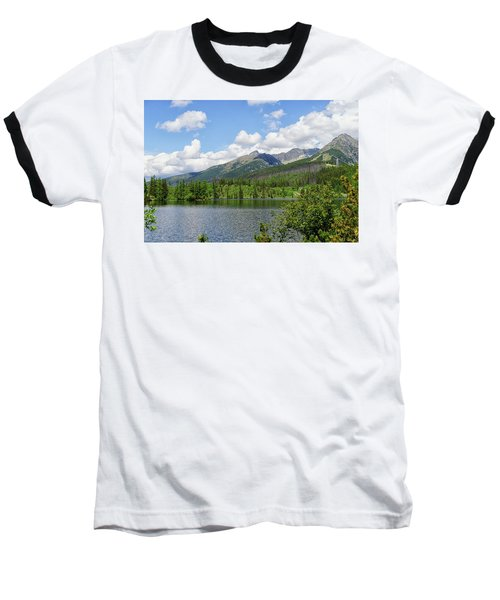 Lake Shtrbske  Baseball T-Shirt