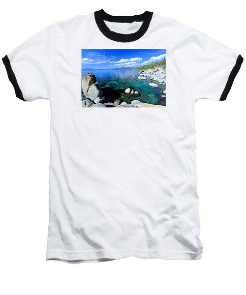 Lake Tahoe Summer Treasure Baseball T-Shirt
