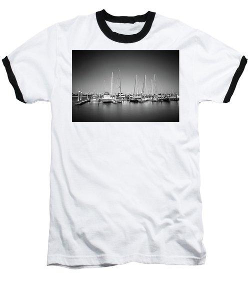 Lands End Marina  Baseball T-Shirt