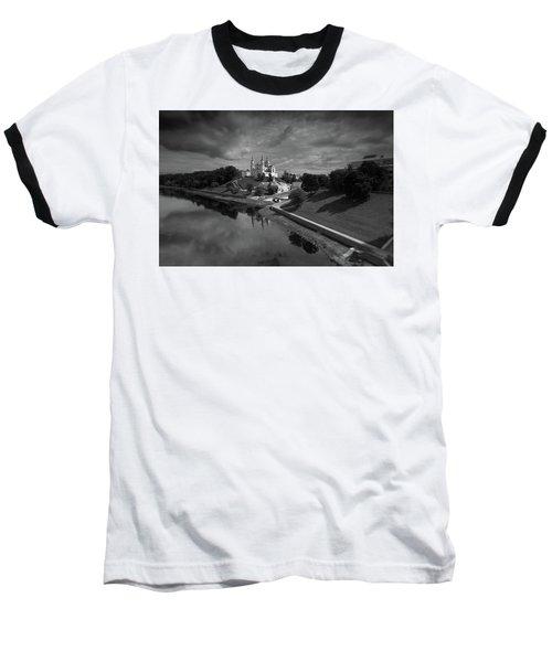Landscape #2877 Baseball T-Shirt