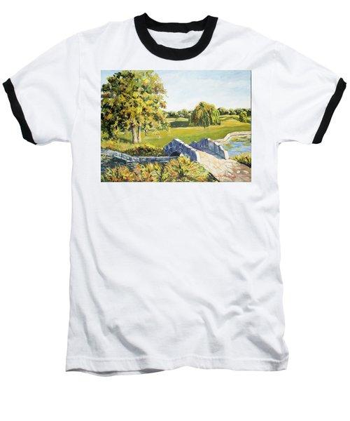 Landscape No. 12 Baseball T-Shirt