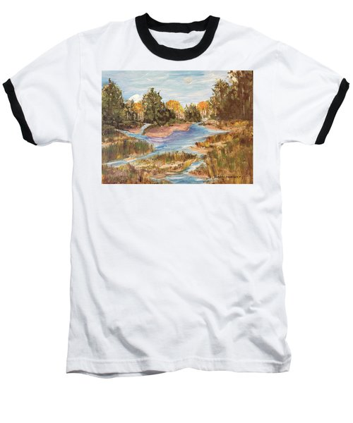 Landscape_1 Baseball T-Shirt