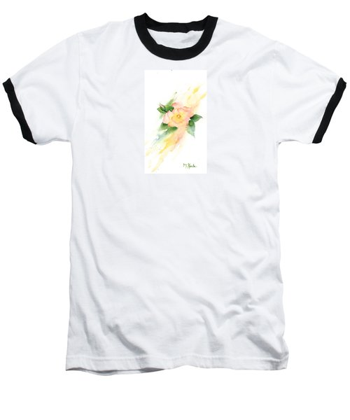 Last Rose Of Summer Baseball T-Shirt