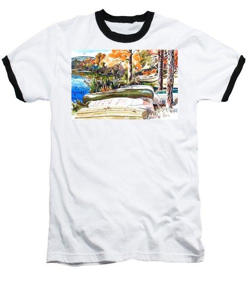 Last Summer In Brigadoon Baseball T-Shirt