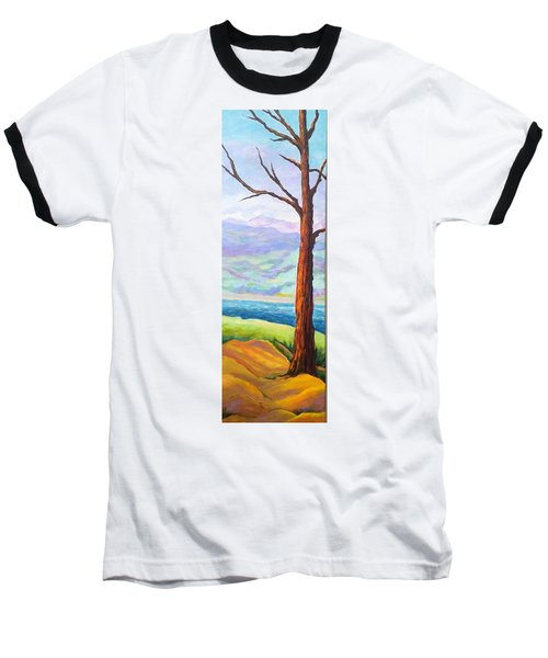 Last Tree Standing Baseball T-Shirt