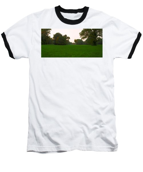 Late Afternoon In The Park Baseball T-Shirt
