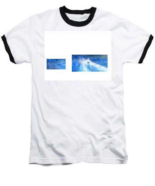 Layered 21 Turner Baseball T-Shirt by David Bridburg