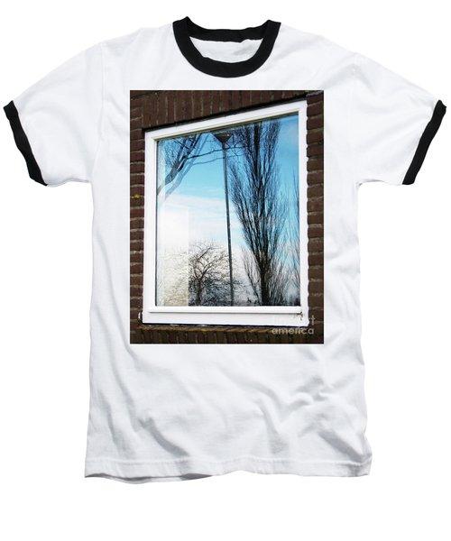 Layers Of Reality Baseball T-Shirt