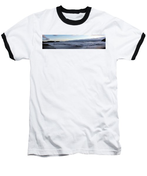 Leading Edge Baseball T-Shirt by Michael Courtney