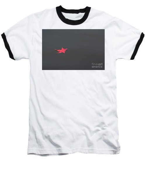 Leaf Alone Baseball T-Shirt