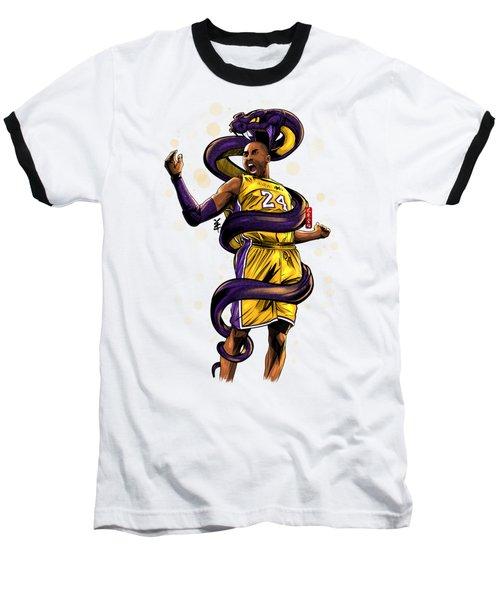 Legend Black Mamba Baseball T-Shirt