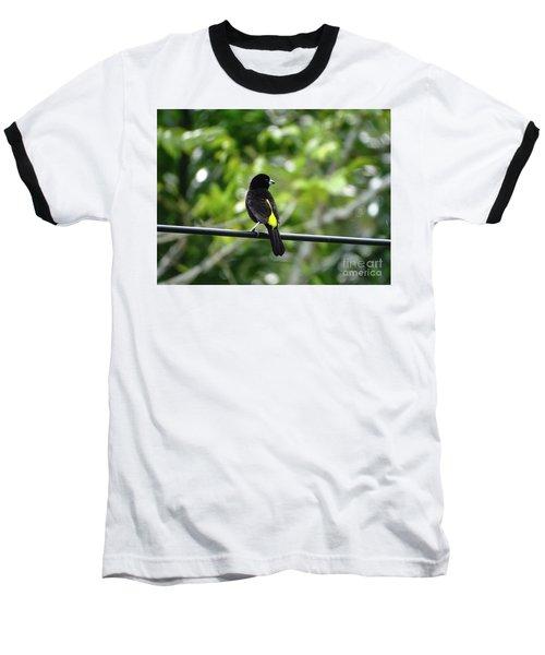 Lemon-rumped Tanager Baseball T-Shirt