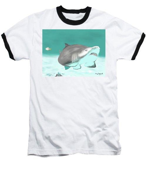 Lemon Shark Baseball T-Shirt