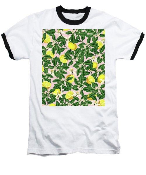 Lemonade Baseball T-Shirt