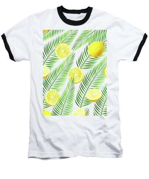 Lemons Baseball T-Shirt