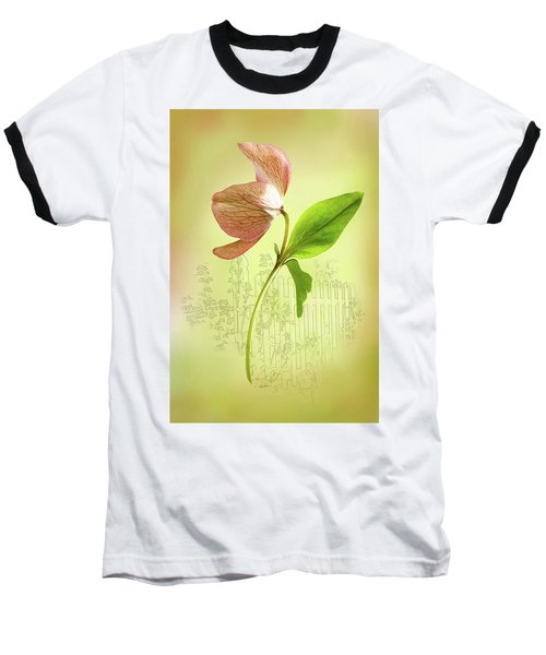 Lenton Rose 1 Baseball T-Shirt