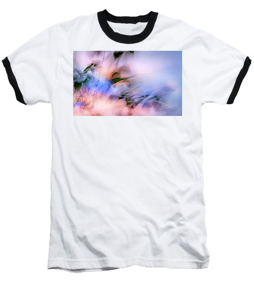 Let The Winds Of The Heavens Dance Baseball T-Shirt by Theresa Tahara