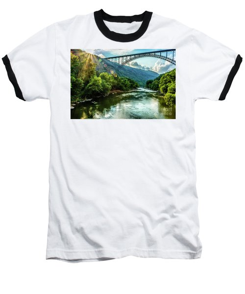 Let Your Light Shine Baseball T-Shirt