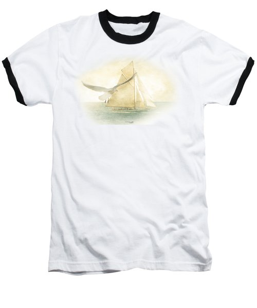 Let Your Spirit Soar Baseball T-Shirt