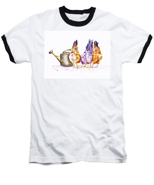 Let's Do Lunch Baseball T-Shirt