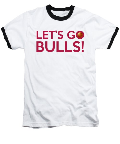 Let's Go Bulls Baseball T-Shirt