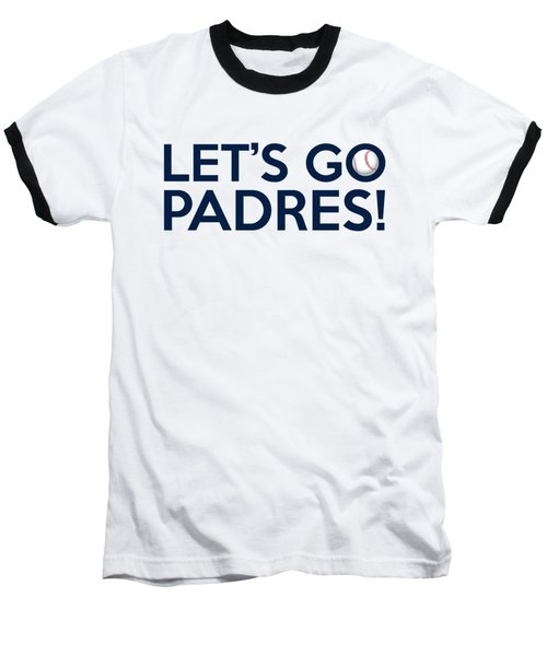 Let's Go Padres Baseball T-Shirt