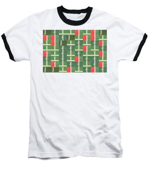Let's Play Some Tennis Baseball T-Shirt