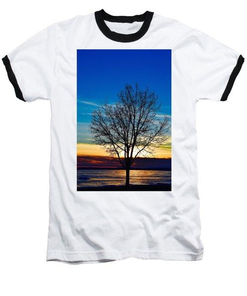 Life Is Beautiful Baseball T-Shirt by Dacia Doroff