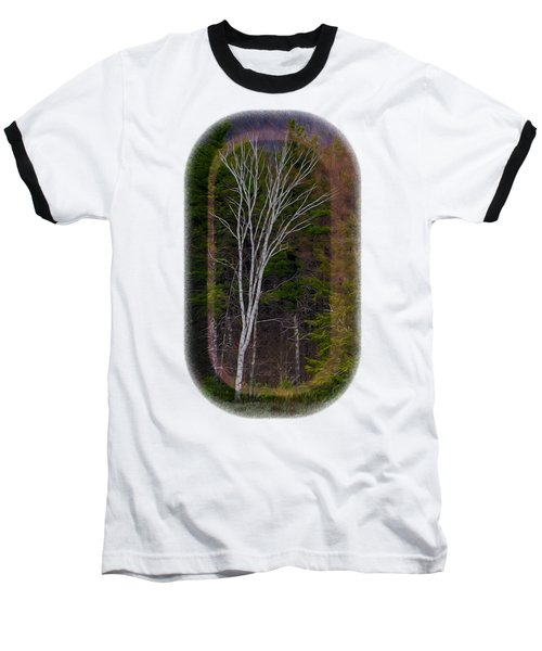 Life's A Birch No.1 Baseball T-Shirt
