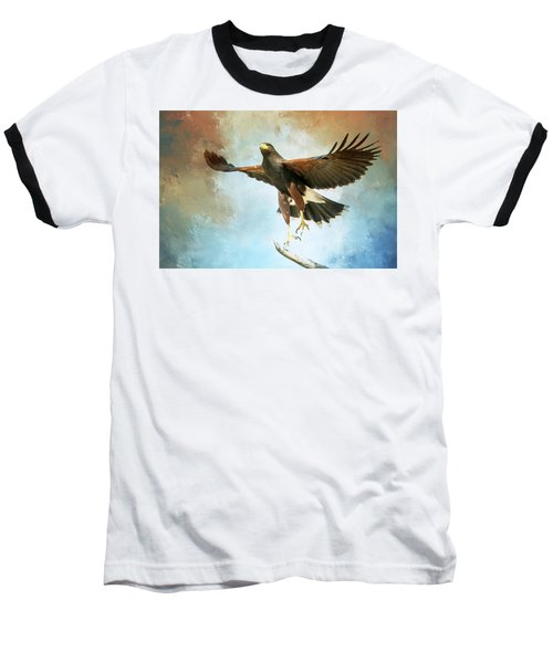 Lift Off Baseball T-Shirt