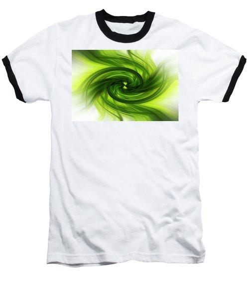 Light Abstract 8 Baseball T-Shirt